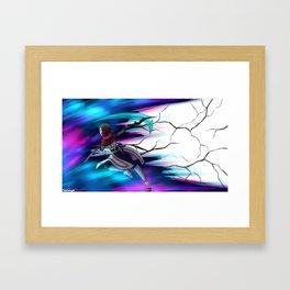 Dream Warrior (variant) Framed Art Print