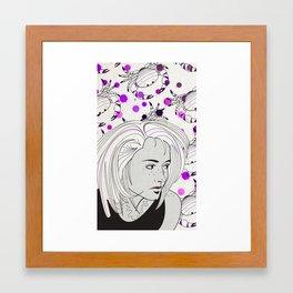My Fish 3/3 Framed Art Print