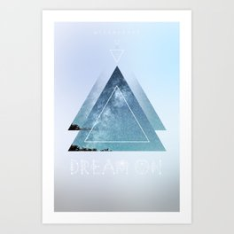 Witchcraft Sacred Dreams Art Print
