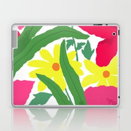 Floral Chorus1  Laptop & iPad Skin