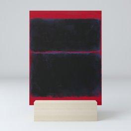 Rothko Inspired #6 Mini Art Print
