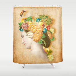 Ceres Shower Curtain