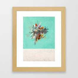 The Last Battle of the Pacific Framed Art Print