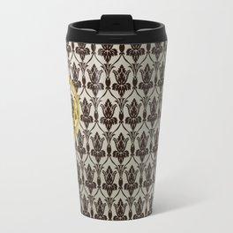 Sherlock Wallpaper Light Travel Mug