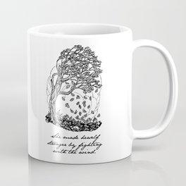 The Secret Garden - She Made Herself Stronger Coffee Mug