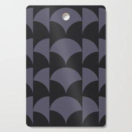 Cleo Pattern - Midnight Cutting Board