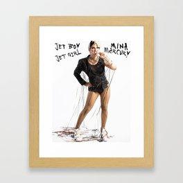 Jet Boy Jet Girl (Full) Framed Art Print