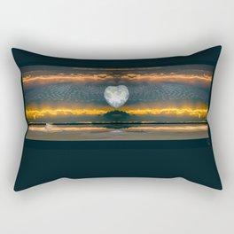 Title: To Ea.               ANALOG  Rectangular Pillow