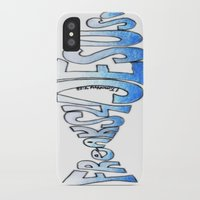 logo iPhone & iPod Cases featuring Logo by Freaks4Jesus