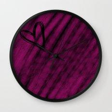 Heart Beat Wall Clock