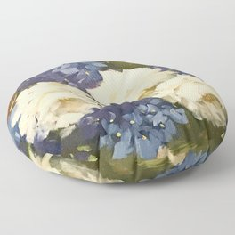 Hortensia Floor Pillow