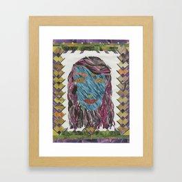 Kathryn Framed Art Print