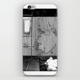 asc 543 - La lupara (Don't forget your silver bullets after midnight) iPhone Skin