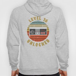 26th Birthday Gift for Him or Her Hoody