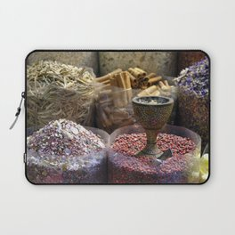 Spice souk Dubai Laptop Sleeve