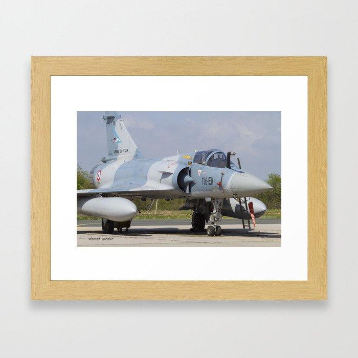 mirage 2000-5 Framed Art Print
