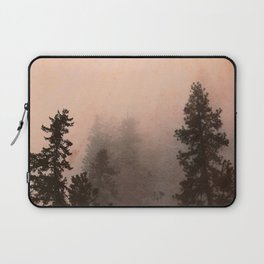 Deep in Thought - Forest Nature Photography Laptop Sleeve