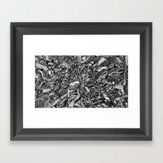 DDWIWDD (Still Frame 2) Framed Art Print