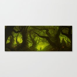 Pagan's Forest Canvas Print