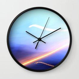 voir le jour o2 Wall Clock