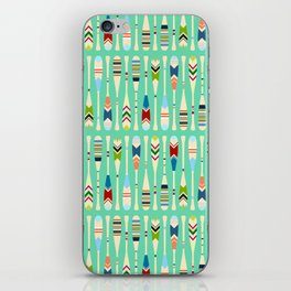 Meet Me at the Lake iPhone Skin