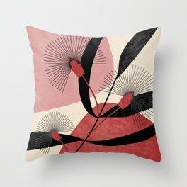 Flora Eucalipti  #society6 Throw Pillow