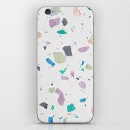Terrazzo 2 iPhone Skin