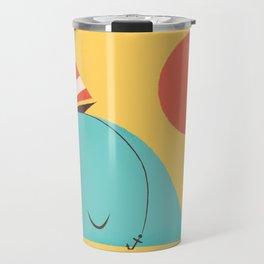 Party Hat Travel Mug