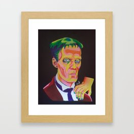 Lurch and Thing Framed Art Print
