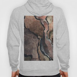 Luxurious Pattern of Colors Hoody