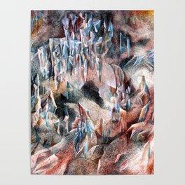 magical mountain Poster