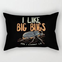 Entomologist Rectangular Pillow
