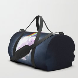 Unicorn Flashdance Duffle Bag