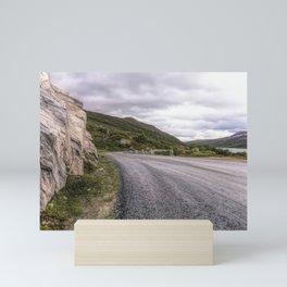 norwegian Scenic Routes - Gamle Strynefjellsvegen Mini Art Print