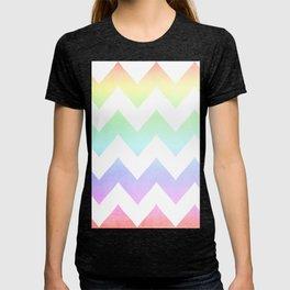 Watercolor Chevrons T-shirt