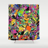 heels Shower Curtains featuring Kick Up Yer Heels by Glanoramay