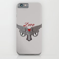 Love Guns iPhone 6s Slim Case