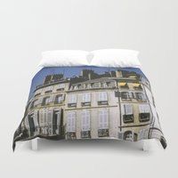 90s Duvet Covers featuring The 90s in France by MarioGuti