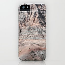 Badlands Jag iPhone Case