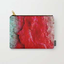 Toxic Red Island Carry-All Pouch