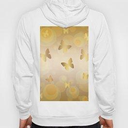 Pattern butterfly 166 Hoody