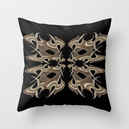 Simetría Throw Pillow