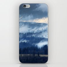 Inclement Weather. iPhone & iPod Skin