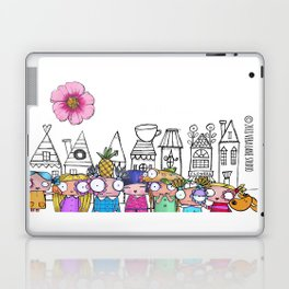 Girls Day Out Laptop & iPad Skin