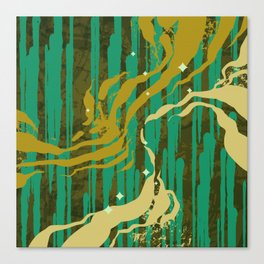 Traveler Canvas Print