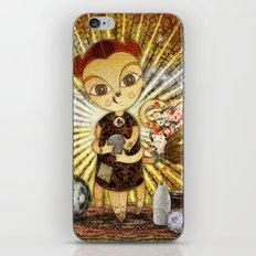 Kathya iPhone & iPod Skin