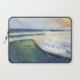 Warm Waves Laptop Sleeve