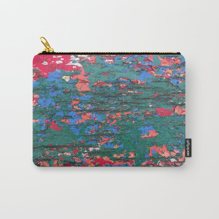 Chipping Paint Carry-All Pouch