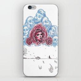 The Rosa iPhone Skin