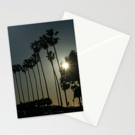 Hello, Palm Trees Stationery Cards